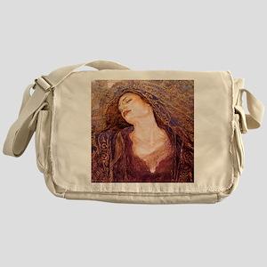 Gustav Klimpt Messenger Bag