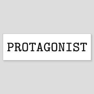 Protagonist Sticker (Bumper)