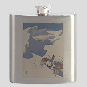 Vintage poster - Austria Flask
