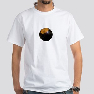 YOU KNOW WHAT THIS IS. White T-Shirt