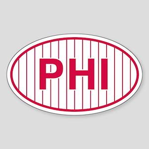 PHI Home Sticker