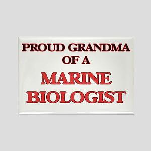 Proud Grandma of a Marine Biologist Magnets