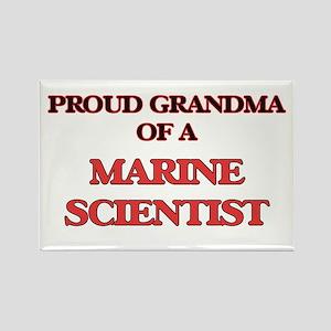 Proud Grandma of a Marine Scientist Magnets
