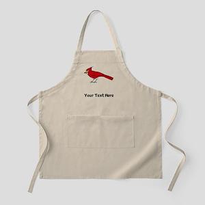 Red Cardinal (Custom) Apron