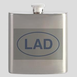 LAD Away Flask