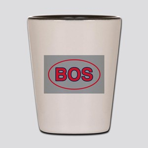 BOS Away Shot Glass