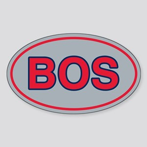 BOS Away Sticker