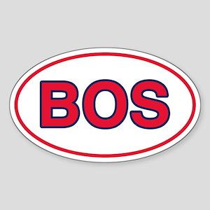 BOS Home Sticker