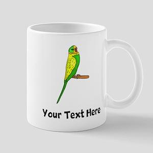 Budgie Bird (Custom) Mugs
