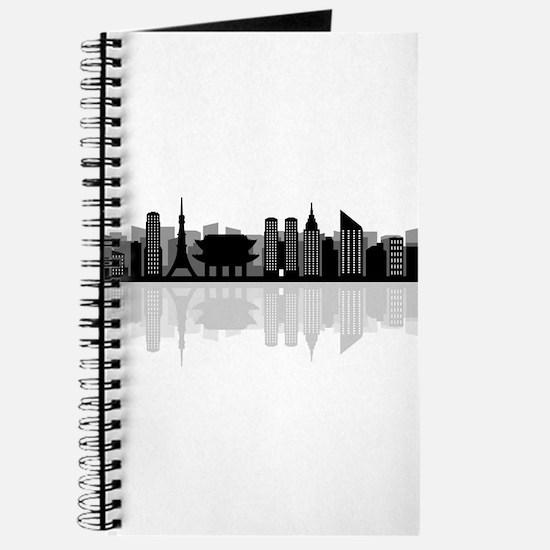 tokio skyline Journal