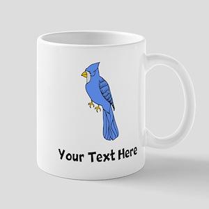Bluejay (Custom) Mugs