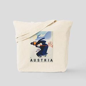 Vintage poster - Austria Tote Bag