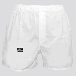 Proud to be WING Boxer Shorts