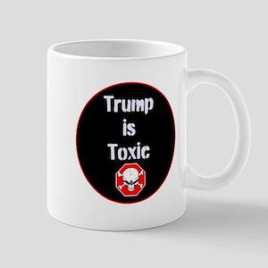 Anti Trump, Trump is toxic Mugs