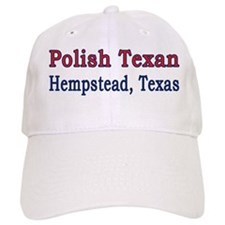 Hempstead Polish Texan Cap