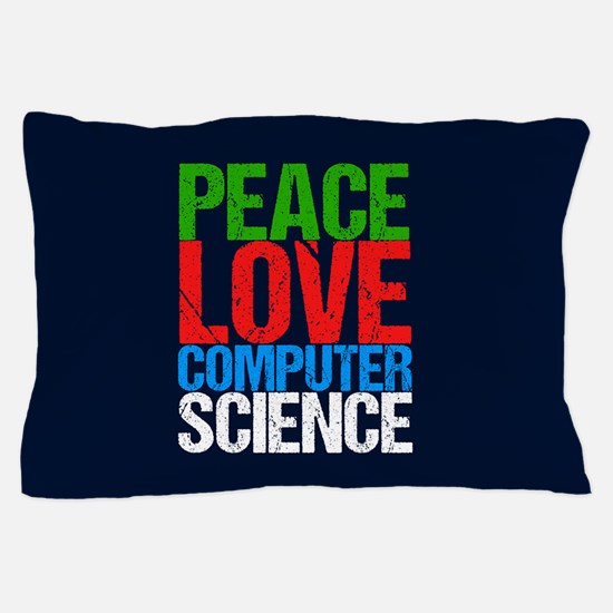 Computer Science Pillow Case