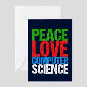Computer Science Greeting Card