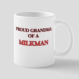 Proud Grandma of a Milkman Mugs