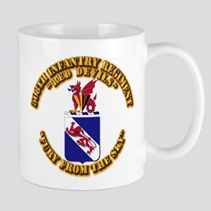 COA - 508th Infantry Regiment Mug