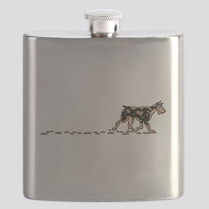 Dirty Dog Flask