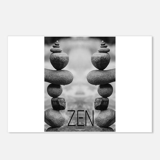 ZEN Postcards (Package of 8)