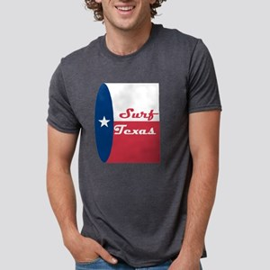 Surf Texas White T-Shirt