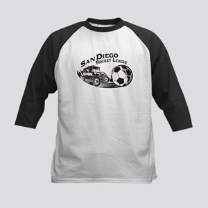 San Diego Rocket League Vintage Logo Baseball Jers
