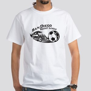 San Diego Rocket League Vintage Logo T-Shirt
