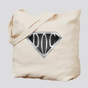 SuperDoc(metal) Tote Bag