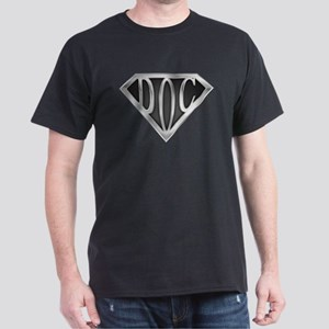 SuperDoc(metal) Dark T-Shirt