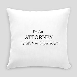 Attorney Everyday Pillow
