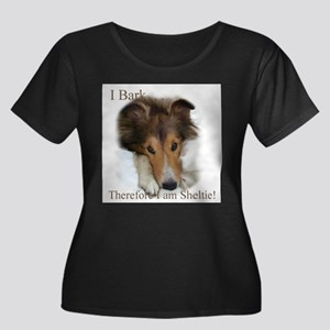 ibarktherefore2 Plus Size T-Shirt