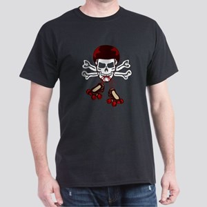 RollerBuzz skate or die Dark T-Shirt