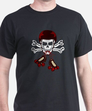 RollerBuzz skate or die T-Shirt