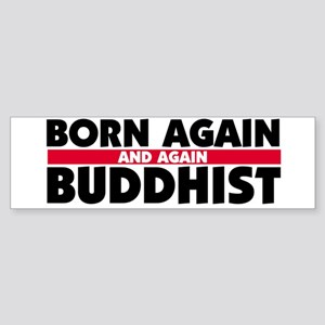 Born Again-Bumper Sticker