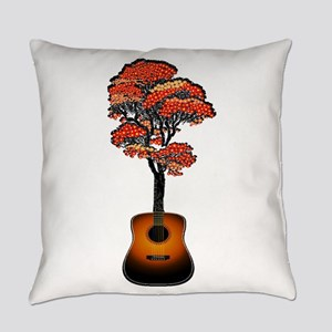 GUITAR ROOTS Everyday Pillow