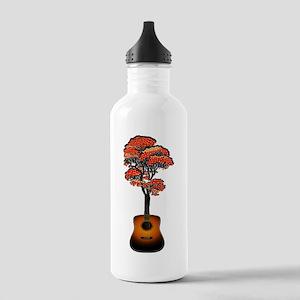 GUITAR ROOTS Water Bottle