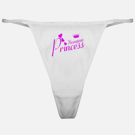 Nicaraguan Princess Classic Thong
