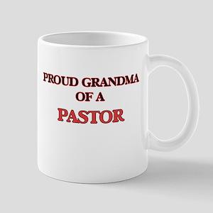 Proud Grandma of a Pastor Mugs