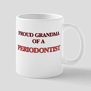 Proud Grandma of a Periodontist Mugs