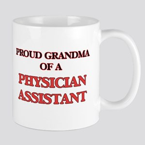 Proud Grandma of a Physician Assistant Mugs