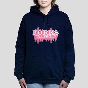 Forks - Washington (in girly Sweatshirt