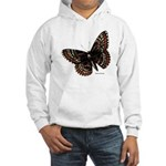 Baltimore Butterfly (Front) Hooded Sweatshirt
