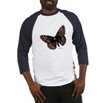 Baltimore Butterfly (Front) Baseball Jersey