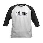 Got Me? I'll Do Your Body Go Kids Baseball Jersey