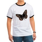 Baltimore Butterfly (Front) Ringer T