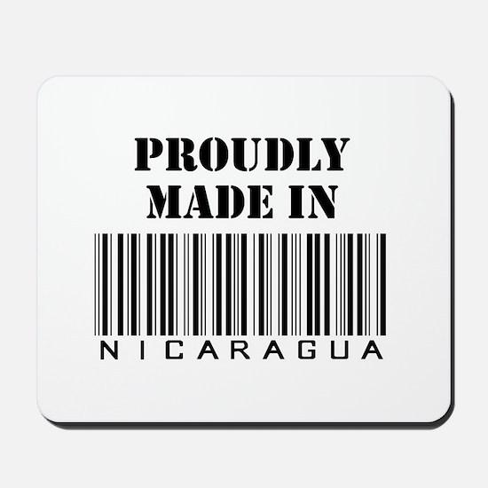 Made in Nicaragua Mousepad