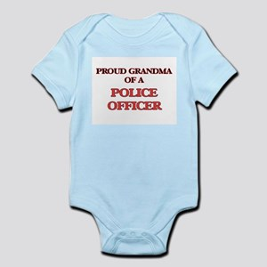 Proud Grandma of a Police Officer Body Suit
