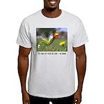 Worm Bee Ash Grey T-Shirt