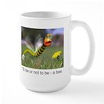 Worm Bee Large Mug